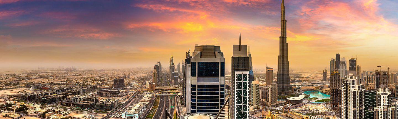 Flugreise Vereinigte Arabische Emirate Dubai