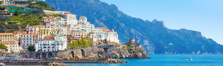 Busreise Erlebnisreise Amalfiküste