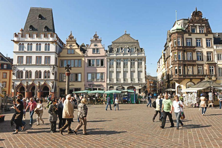Städtereise Trier - Innenstadt