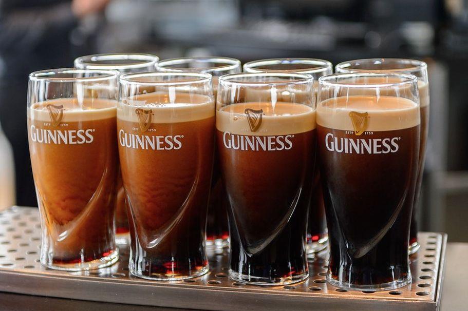 Irland Flugreisen - Guinness