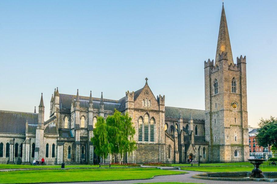 Irland Flugreisen - St. Patrick Cathedral