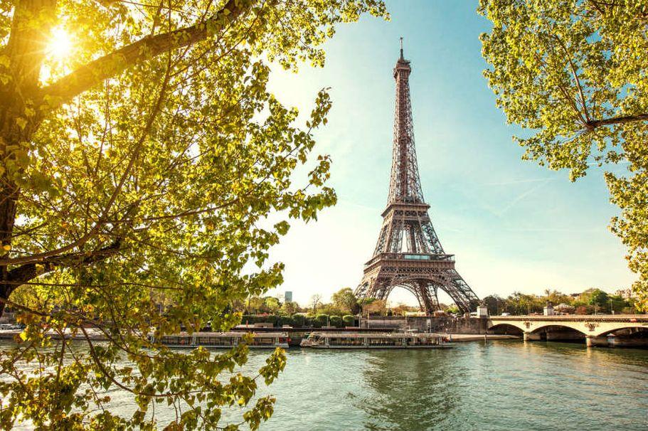 Städtereise Paris - Tour Eiffel