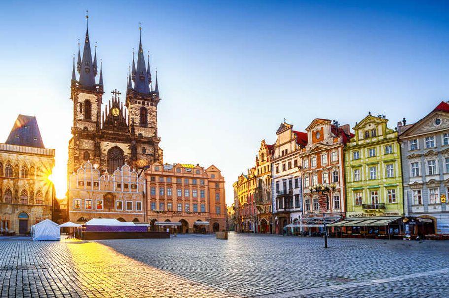 Busreise Prag - Stadtmitte Prag