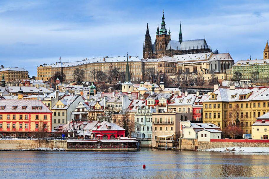 Busreise Prag - Winter in Prag
