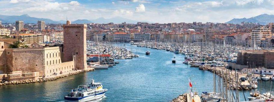 Kreuzfahrt Nordatlantik - Marseille
