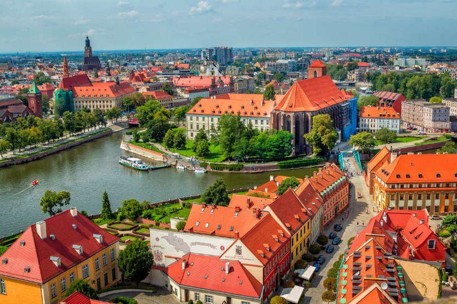 Städtereise Breslau - Dominsel