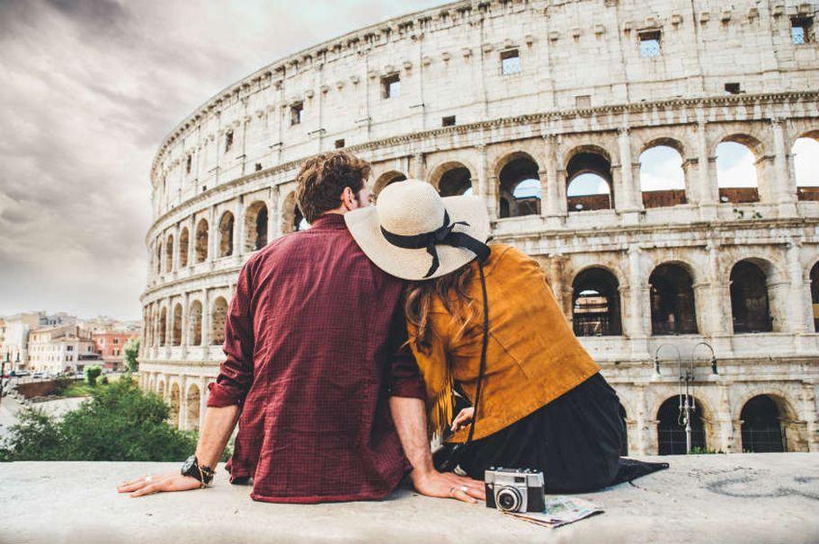 Busreise Italien - Kolosseum Rom