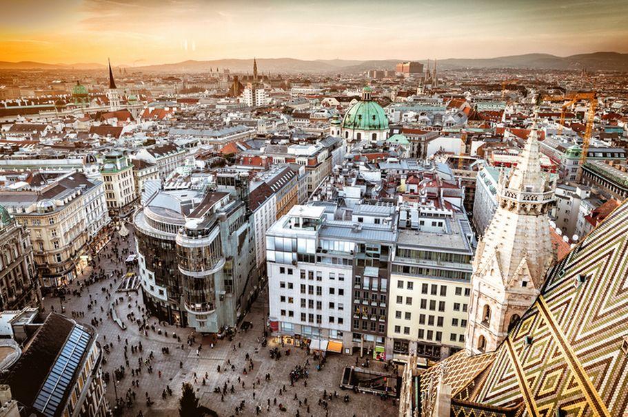 Städtereise Wien - Wien