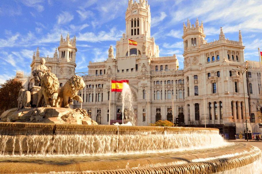 Flugreise Spanien - Madrid