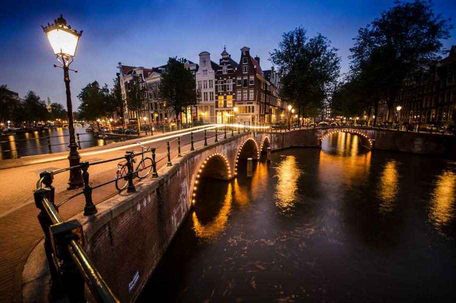 Busreise Amsterdam - Nachtleben Amsterdam