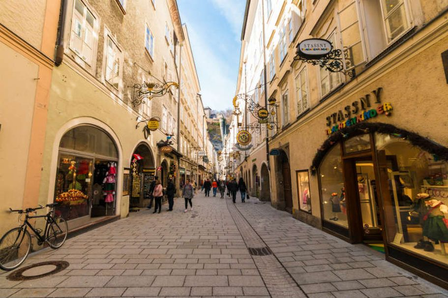 Städtereise Salzburg - Altstadt