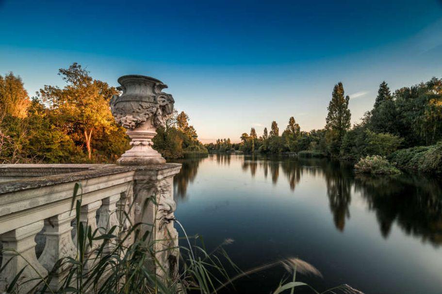 Städtereise London - Hyde Park