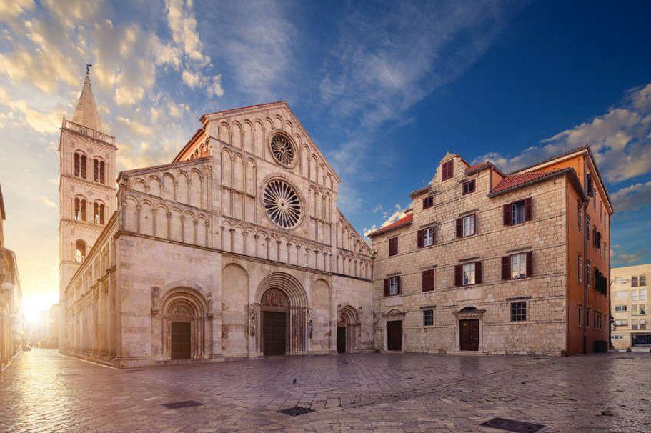 Flugreise Kroatien - Zadar