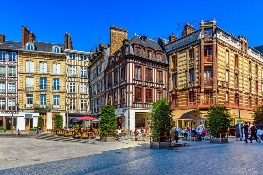 Silvesterreisen - Rouen