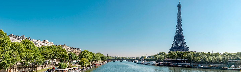 Flusskreuzfahrt Seine Paris Eifelturm