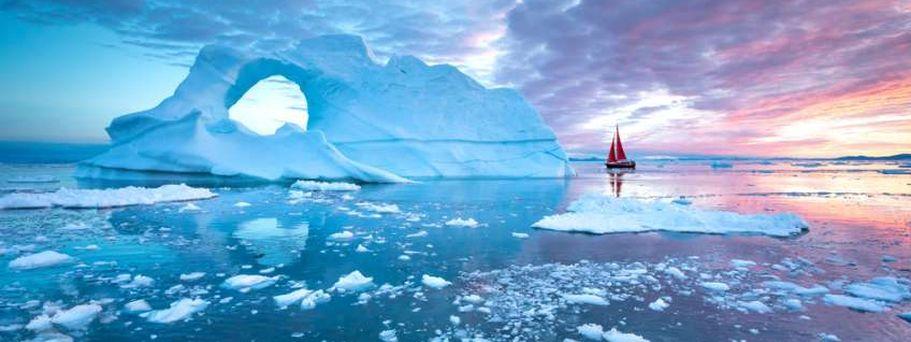Kreuzfahrt Nordatlantik - Greenland