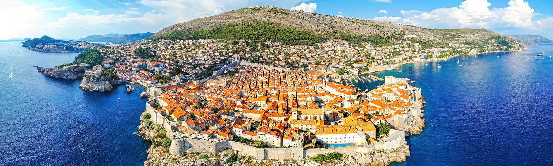 Flugreise Kroatien Dubrovnik