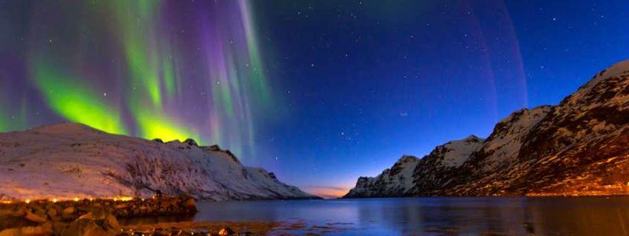 Kreuzfahrt Nordatlantik - Norwegen