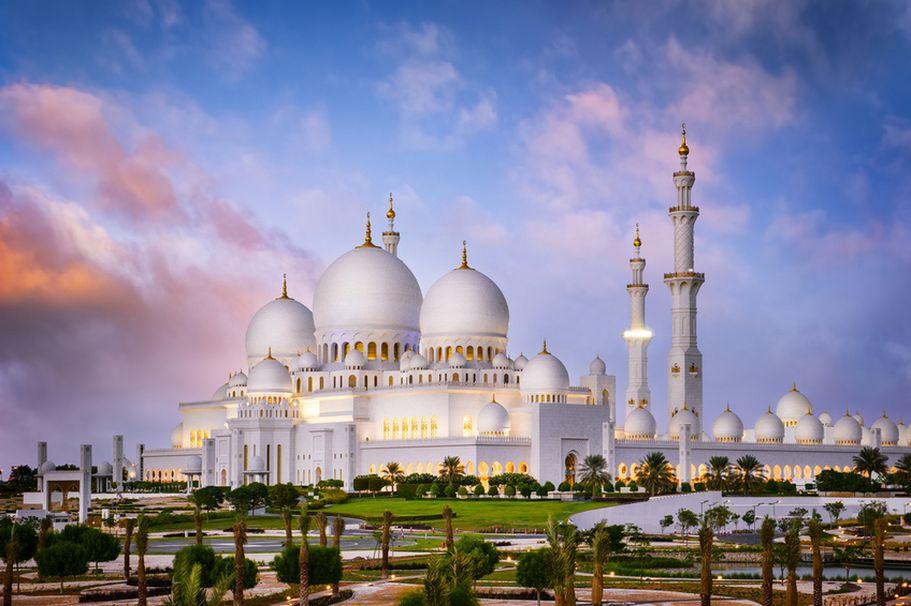 Flugreise Vereinigte Arabische Emirate - Abu Dhabi