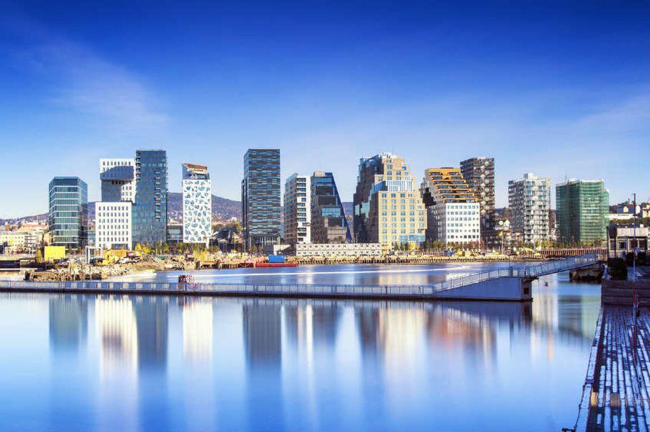 Rundreise Norwegen - Oslo