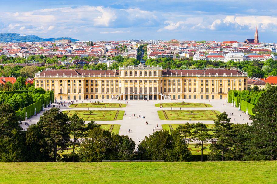 Städtereise Wien - Schönbrunn