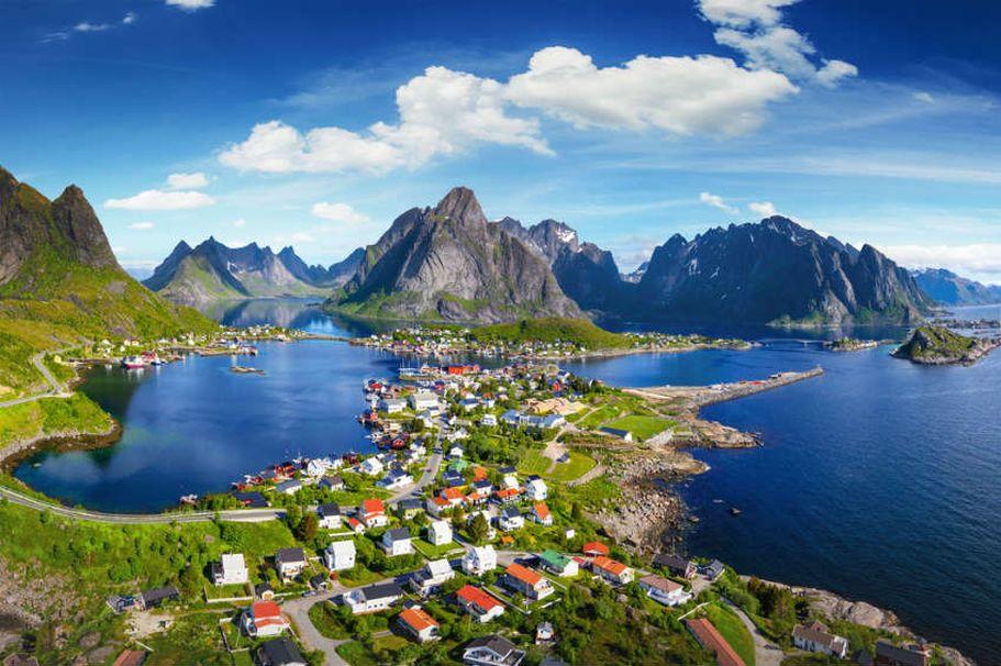 Rundreise Norwegen - Lofoten