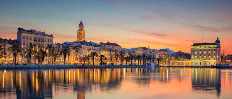 Flugreise Kroatien - Split