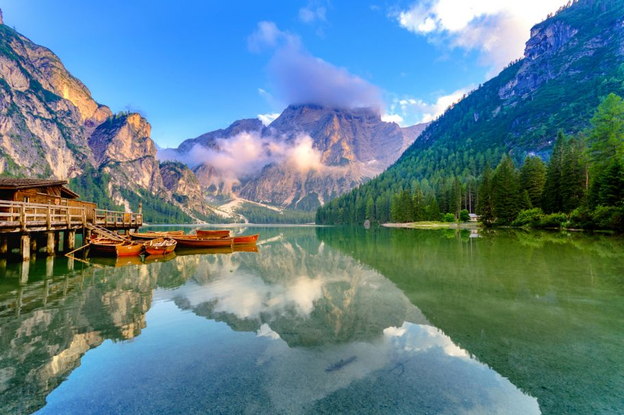 Saisonfahrten - Tirol