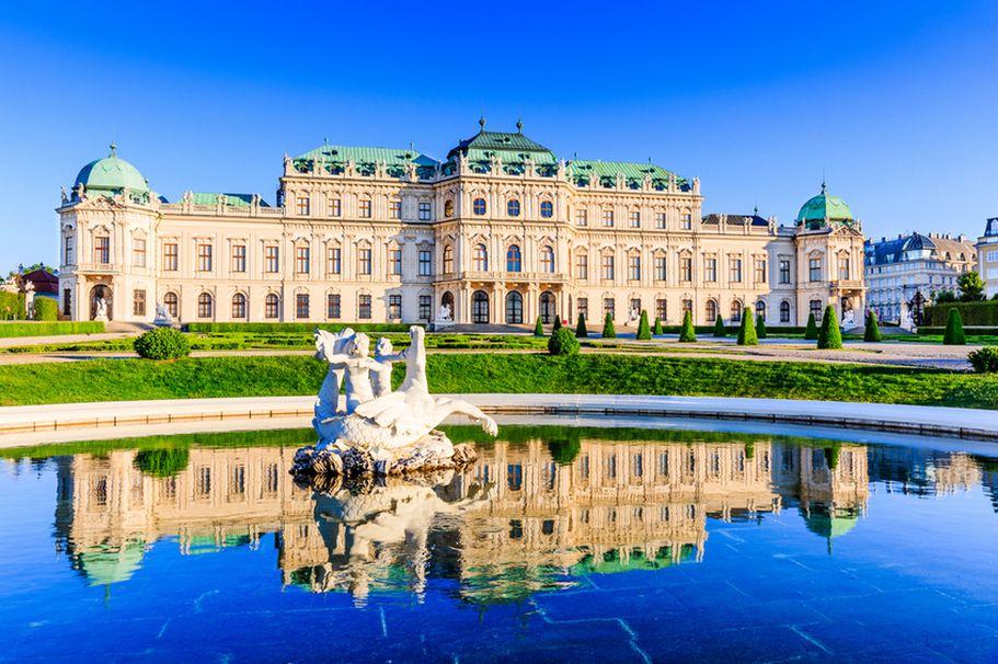 Städtereise Wien - Belvedere