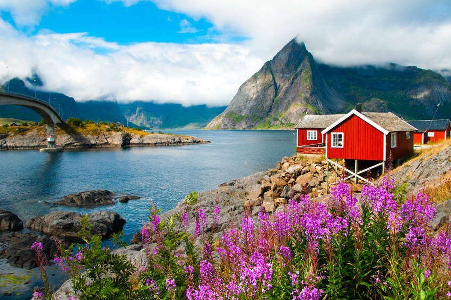 Rundreise Norwegen