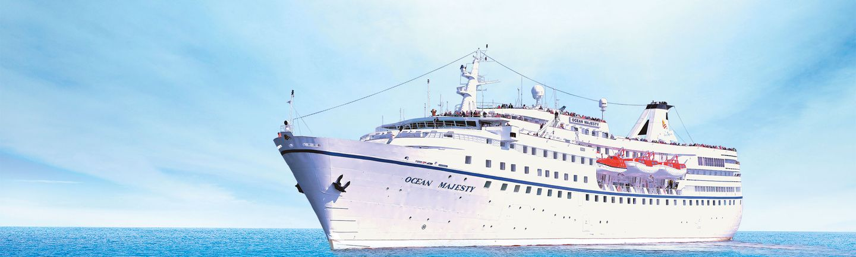 Kreuzfahrten mit Hansa Touristik - Ocean Majesty