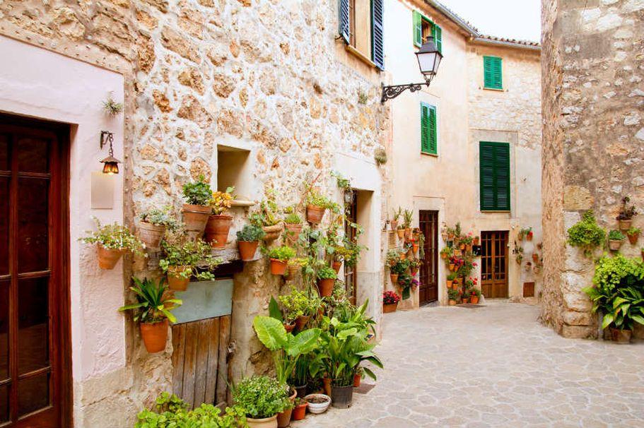 Flugreise Mallorca - Stadt
