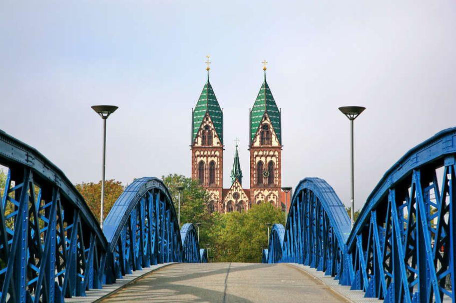 Städtereise Freiburg - Freiburger Münster