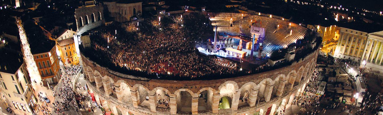 Busreise Eventreise Arena di Verona