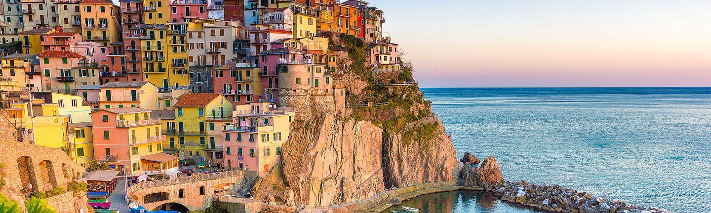Flugreise Italien Cinque Terre