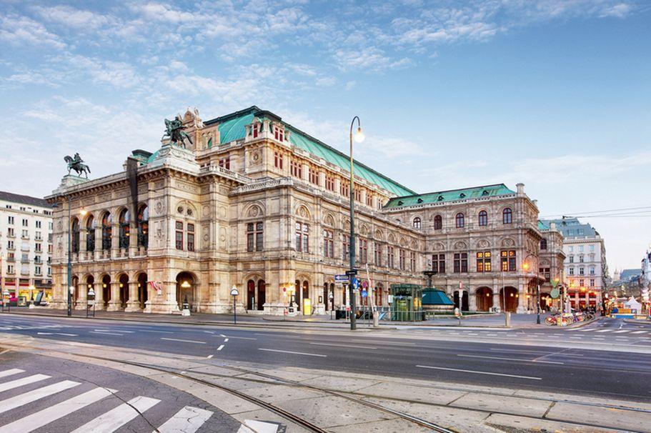 Städtereise Wien - Staatsoper