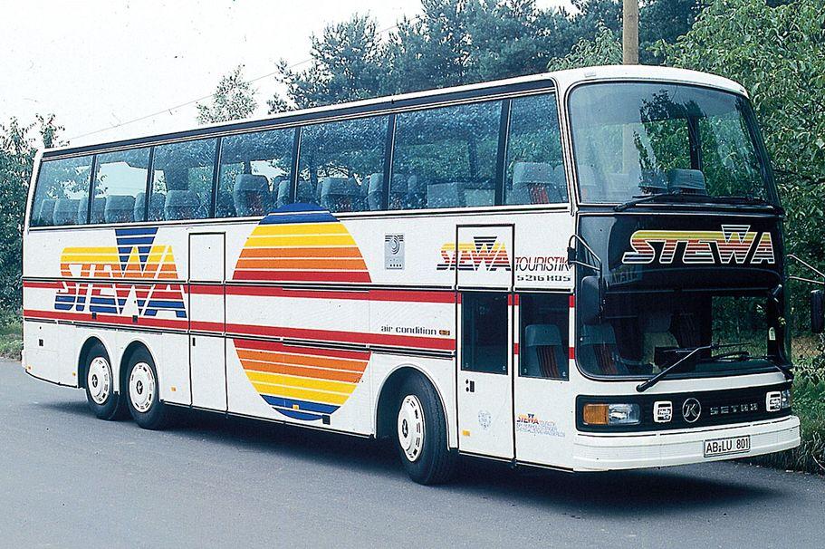 Kässbohrer S 216 HDS