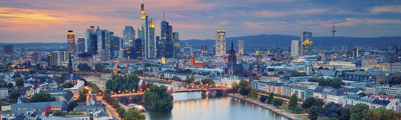Flusskreuzfahrt Main Frankfurt