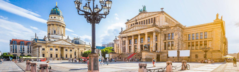 Busreise Städtereise Berlin