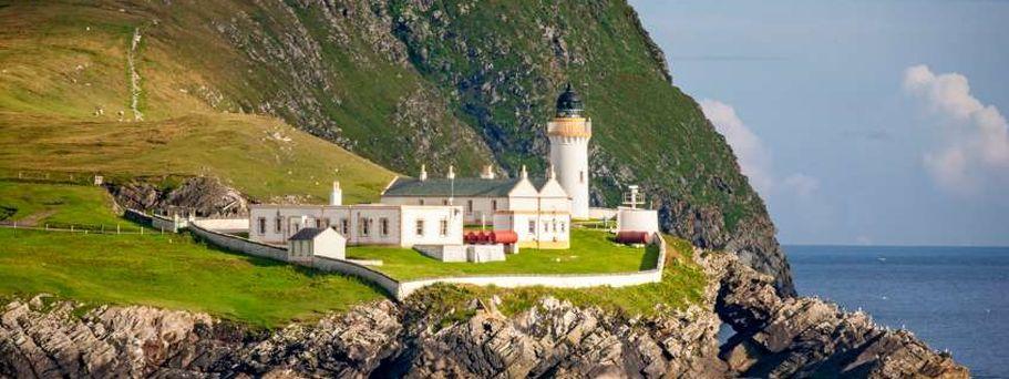 Kreuzfahrt Nordsee - Shetland