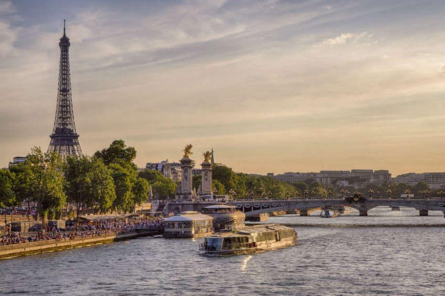 """Flusskreuzfahrt Seine - Paris vom Wasser aus"""""""