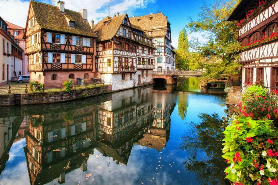 Städtereise Straßburg - le petite france