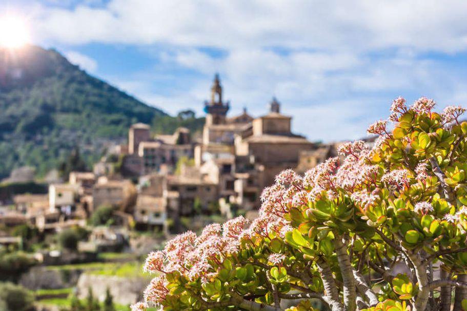 Flugreise Mallorca - Valldemossa