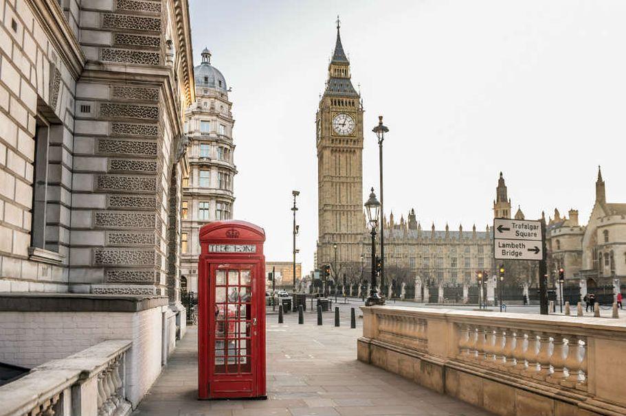 Städtereise London - Big Ben