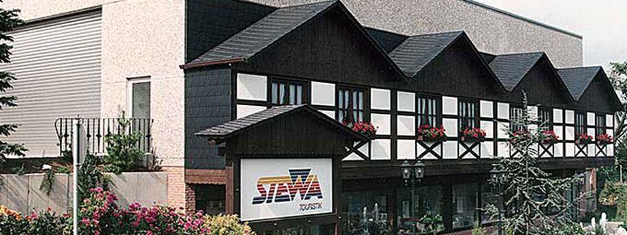 STEWA Büro in Alzenau 1985