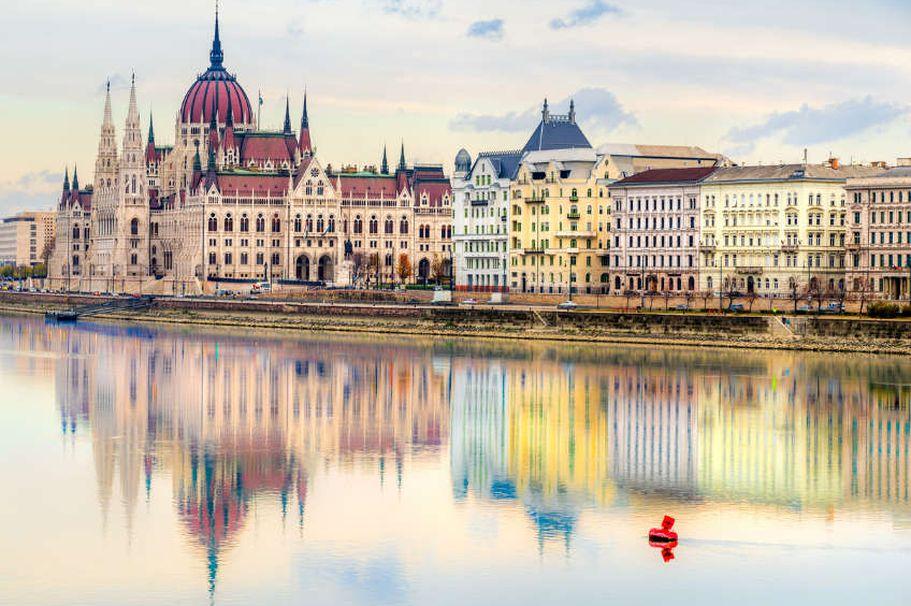 Flusskreuzfahrt Donau - Budapest