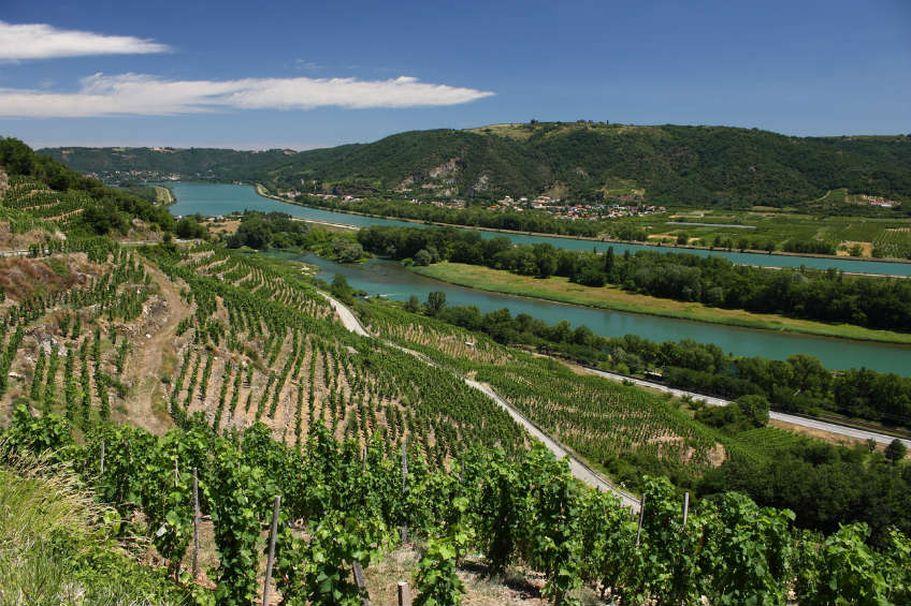 Flusskreuzfahrt Rhone - Delte