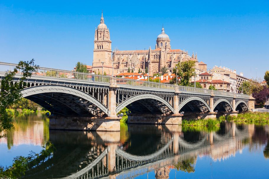 Douro - Salamanca Kathedrale
