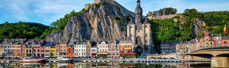Flusskreuzfahrt Belgien Dinant