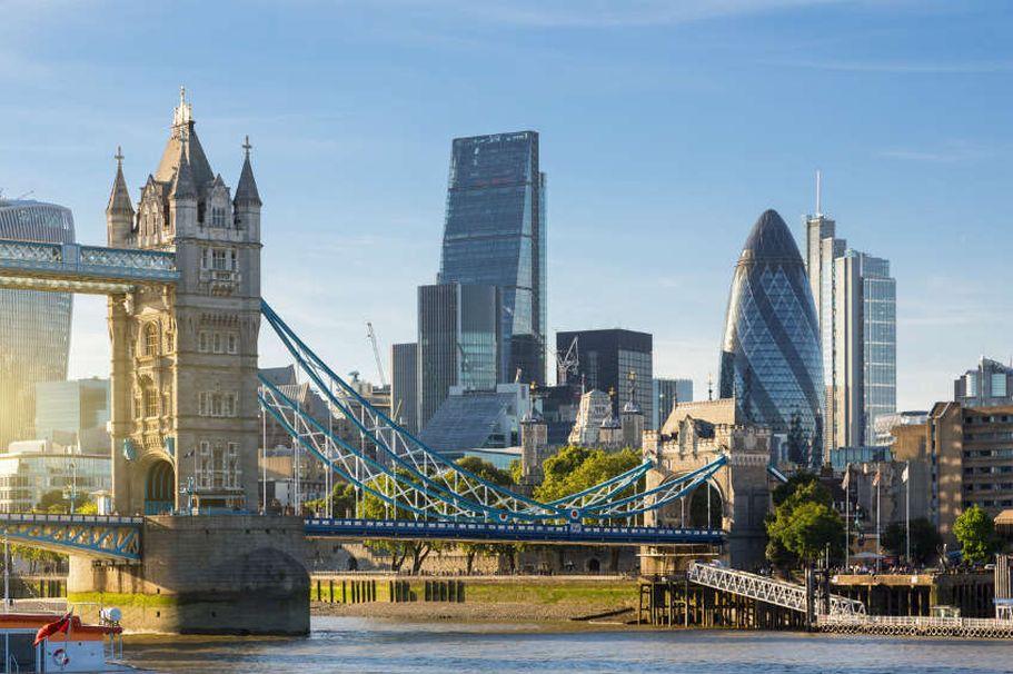 Städtereise London - Tower Bridge